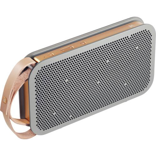B & O Play B & O Play A2 Bluetooth Speaker (Gray) 1290935