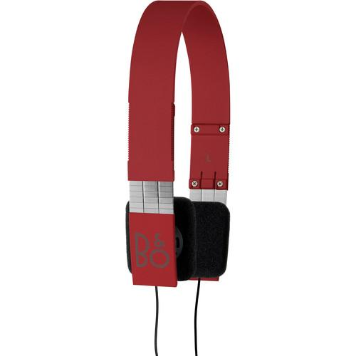 B & O Play Form 2i On-Ear Headphones (Red) 1641324