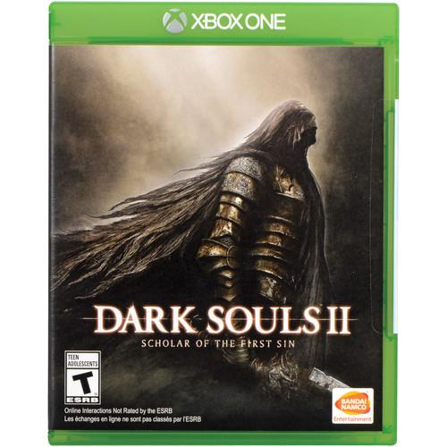 BANDAI NAMCO Dark Souls II: Scholar of the First Sin 22018