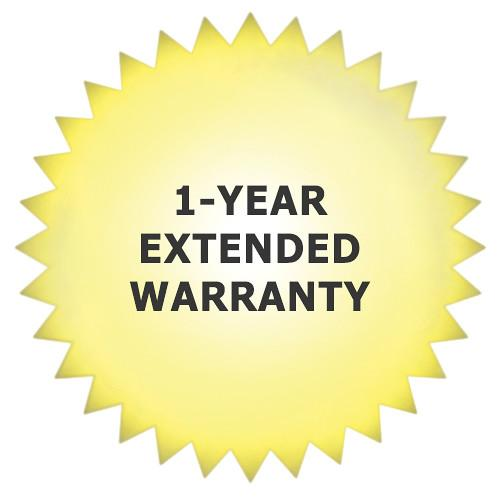 Barco 1-Year Extended Warranty for PHWX-81B Projector R9805097