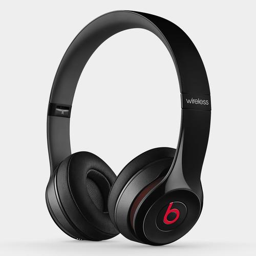 Beats by Dr. Dre Solo2 Wireless On-Ear Headphones MHNG2AM/A