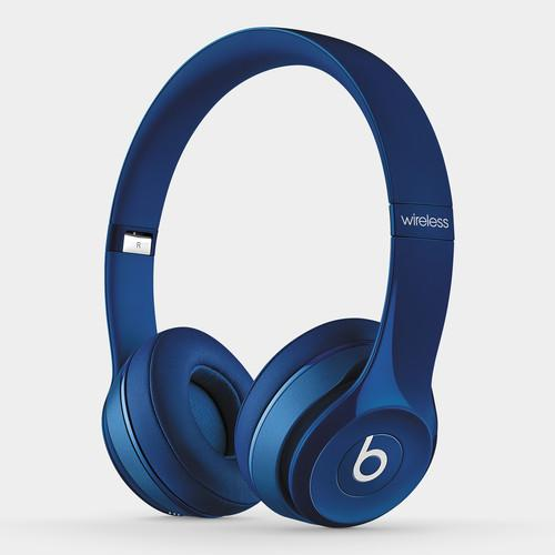 Beats by Dr. Dre Solo2 Wireless On-Ear Headphones MHNM2AM/A
