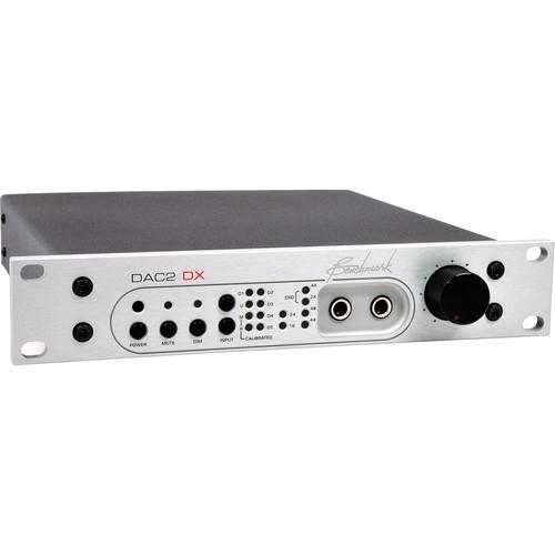 Benchmark DAC2 DX Digital to Audio Converter 500-15300-300