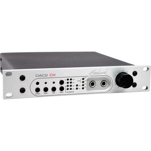 Benchmark DAC2 DX Digital to Audio Converter 500-15300-600