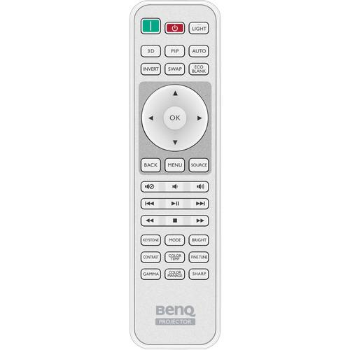 BenQ Remote for HT1075/HT1085ST Projectors 5J.J9M06.001