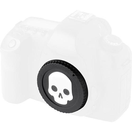 BlackRapid LensBling Skull Front Body Cap for Nikon RAL1C-1A1