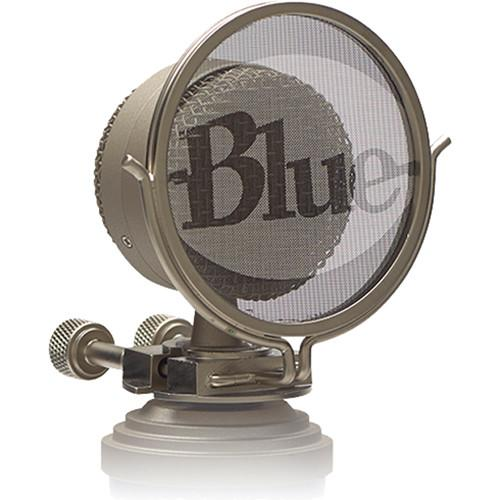Blue Replacement Pop Filter for Bluebird Microphone P10100-08
