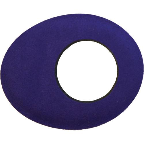 Bluestar Oval Small Microfiber Eyecushion (Purple) 90168