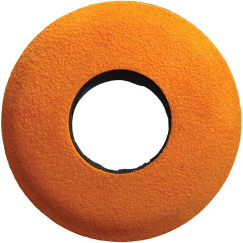 Bluestar Round Extra Small Microfiber Eyecushion (Orange) 20109