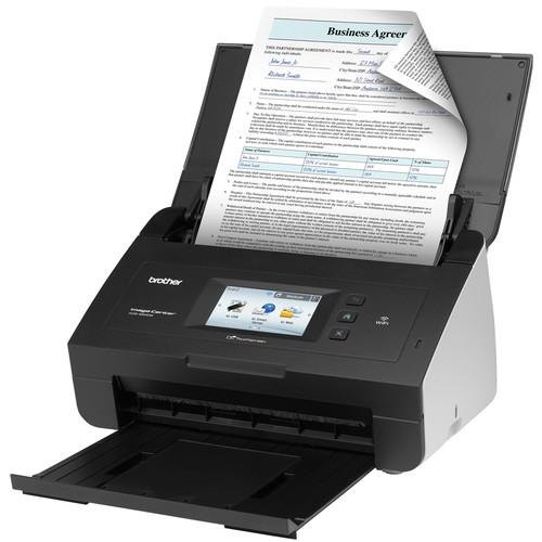 Brother ImageCenter ADS-2500We Document Scanner ADS2500WE
