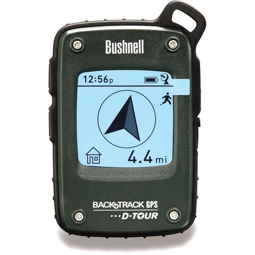 Bushnell Back-Track D-TOUR GPS (Green, 6-Languages) 360315