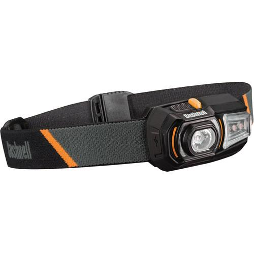 Bushnell Rubicon H125R Rechargeable Headlamp (Gray) 10R125