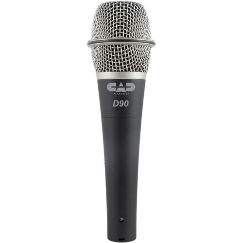 CAD CADLive D90 Supercardioid Dynamic Handheld Microphone D90
