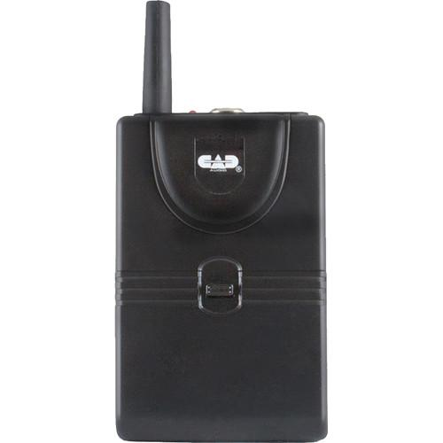 CAD TXBGXLU UHF Bodypack Transmitter for GXLU Wireless TXBGXLUL