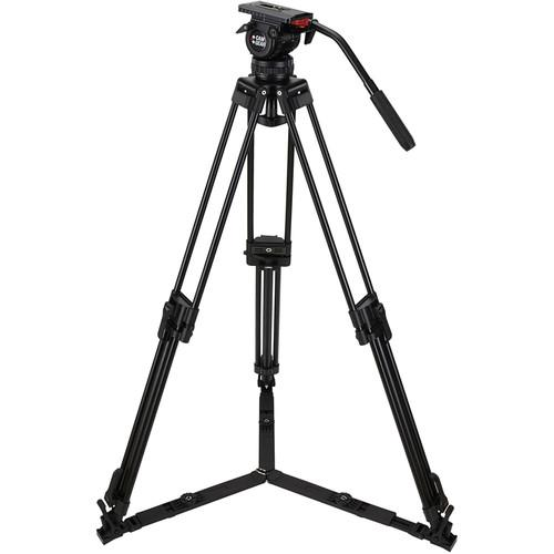 Camgear DV6P AL Kit with Tripod System & Fluid DV6P AL KIT