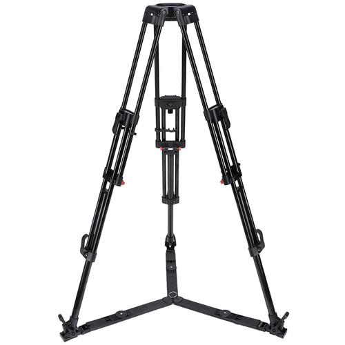 Camgear T100/AL2 2-Stage 100mm Bowl Tripod with Ground T100/AL2