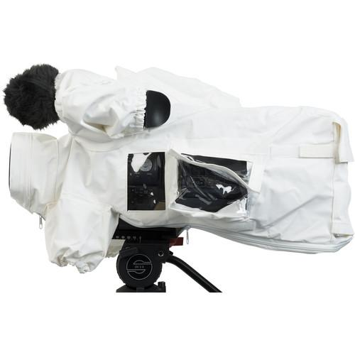 camRade JVC GY-HM700/800 desertSuit (White) CAM-DS-GYHM700-800