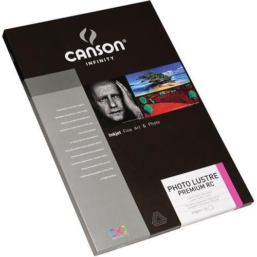 Canson Infinity Photo Lustre Premium RC Paper 400051781