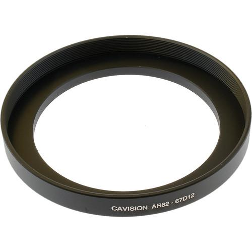 Cavision  77-82mm Step-Up Ring AR82-67D12