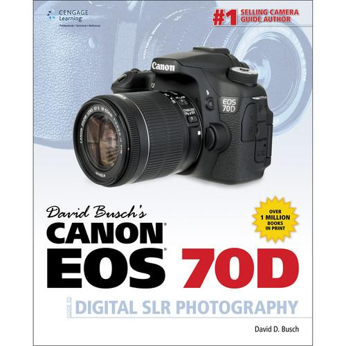 Cengage Course Tech. Book: David Busch's Canon EOS 1285765265