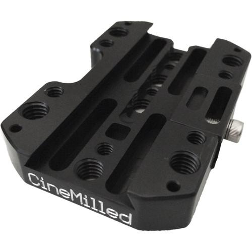 CineMilled Universal Quick Plate Mount for DJI Ronin CM-002