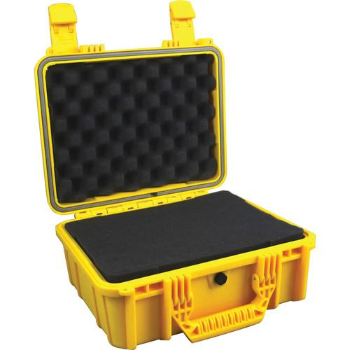 Condition 1 Watertight 101075 Hard Case (Yellow) 101075-YLW