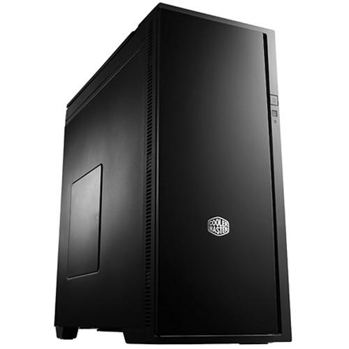 Cooler Master Silenco 652S Mid Tower Case (Black) SIL-652-KKN2