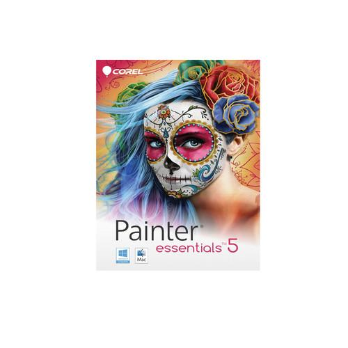 Corel Painter Essentials 5 (Download) ESDPE5MLPCM
