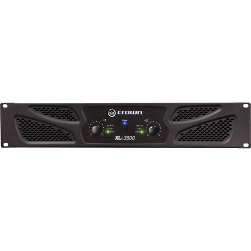 Crown Audio XLi 3500 Stereo Power Amplifier XLI3500