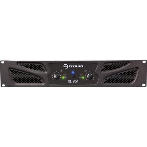 Crown Audio XLi 800 Stereo Power Amplifier XLI800