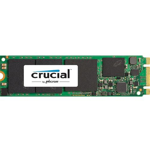 Crucial MX200 500GB M.2 Type 2280 Internal Solid CT500MX200SSD4