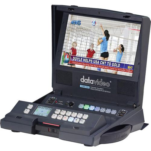 Datavideo HRS-30 Portable Hand Carried SD/HD-SDI Recorder HRS-30