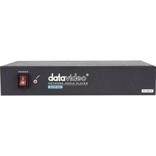 Datavideo NVP-20 Network Controllable Media Player NVP-20