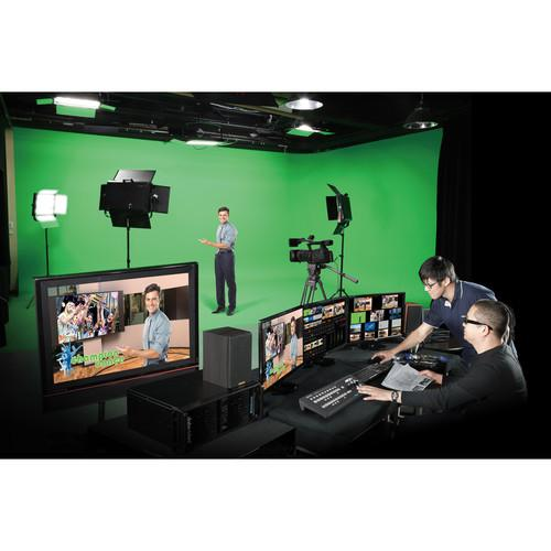 Datavideo TVS-1000 Virtual Studio Presentation TVS-1000 BUNDLE