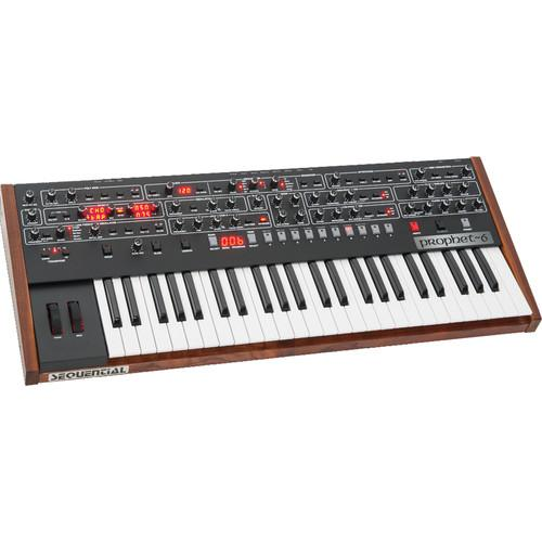 Dave Smith Instruments Sequential Prophet-6 Synthesizer DSI-2600