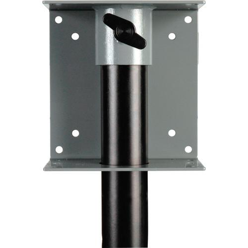 Delvcam Speaker Stand Pole Mount for Flat Panel DELV-LCD-PMOUNT