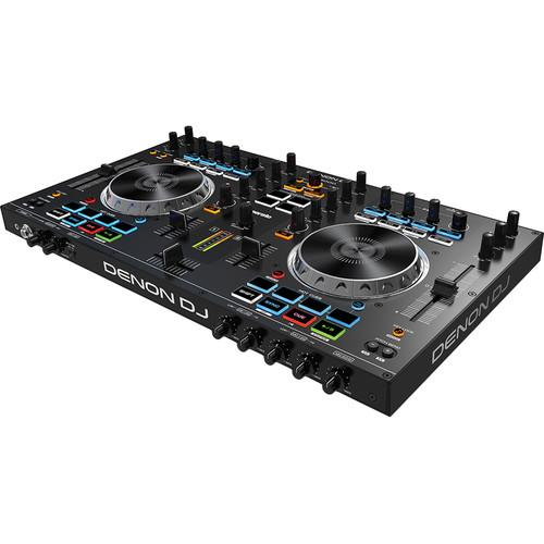 Denon DJ MC4000 Professional 2-Channel DJ Controller MC4000