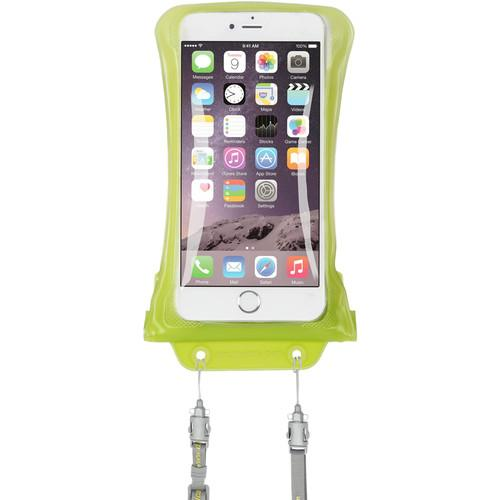 DiCAPac Waterproof Case for Samsung Galaxy Note I, II WP-C2-GR
