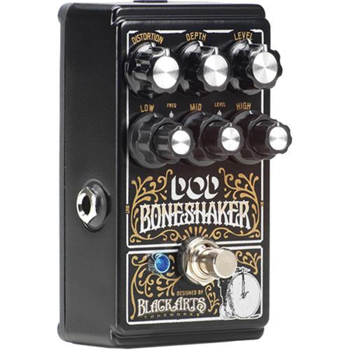 DigiTech DOD Boneshaker Distortion Pedal with EQ USM-BONESHAKER