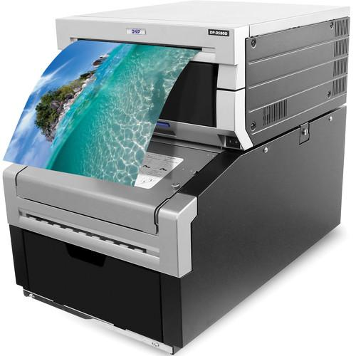 DNP  DS80DX Duplex Photo Printer DS80DX