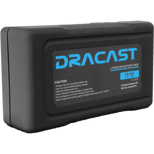 Dracast 90Wh 14.8V Li-Ion Gold Mount Battery DR-90A