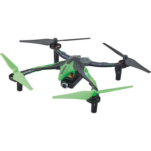 DROMIDA Ominus FPV Quadcopter with Integrated 720p DIDE02GG