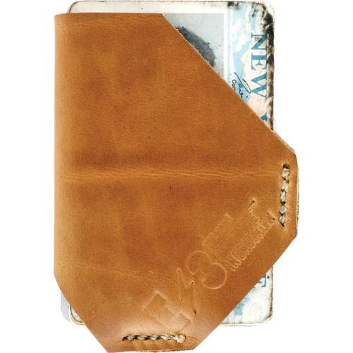 E3Supply Men's Holster-Style Slim Wallet WLHLNT00