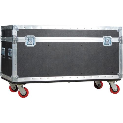 Elation Professional DRCRAY2R Road Case for Six Rayzor DRCRAY2R