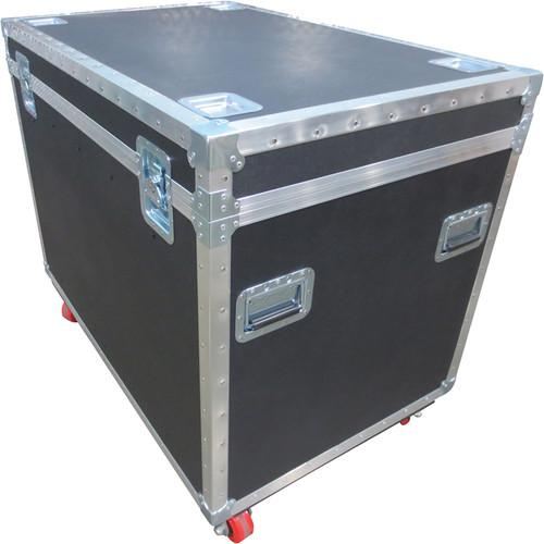 Elation Professional DRCSQP6 Road Case for 6 CUEPIX Panels