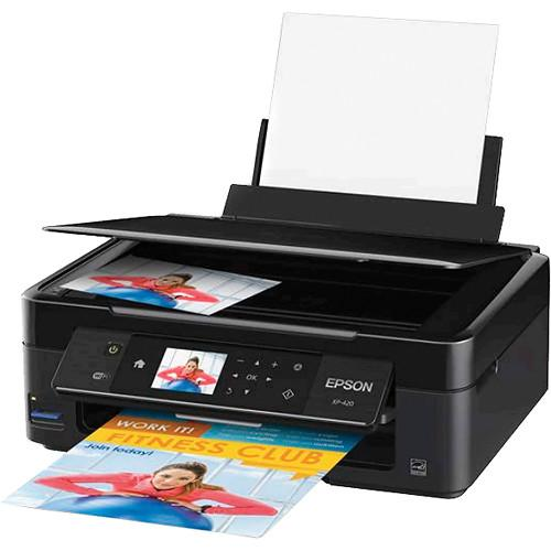 Epson Expression Home XP-420 Small-in-One Inkjet C11CD86201