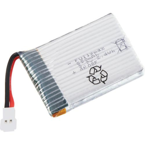 Estes 650mAh 1S 3.7V LiPo Battery for Proto X FPV ESTE4566