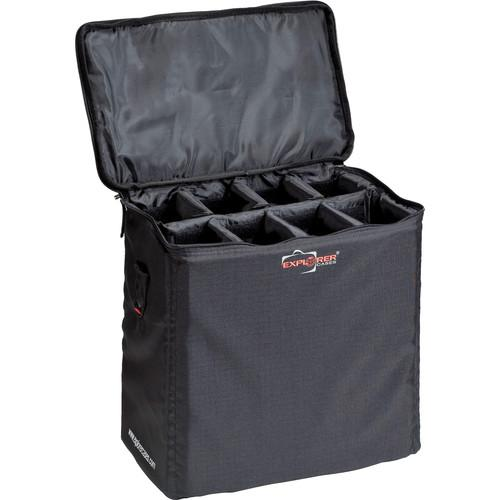Explorer Cases BAG-O Padded Bag with Adjustable ECBM-BAGO