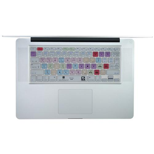 EZQuest Adobe Premiere Pro Keyboard Cover for MacBook, X22404