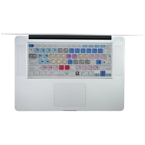 EZQuest Avid Media Composer Keyboard Cover for MacBook, X22405